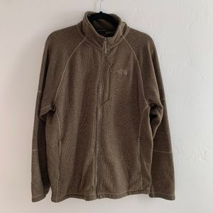 The North Face Sweater Fleece Jacket L